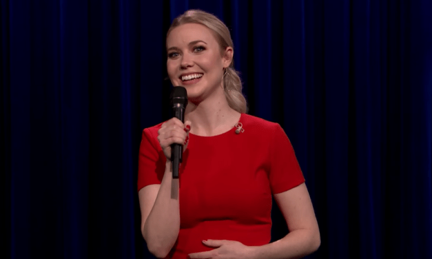 Kelsey Cook on The Tonight Show Starring Jimmy Fallon