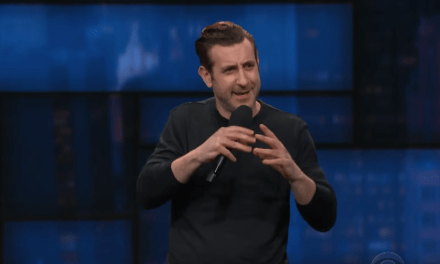 Rory Albanese on The Late Show with Stephen Colbert