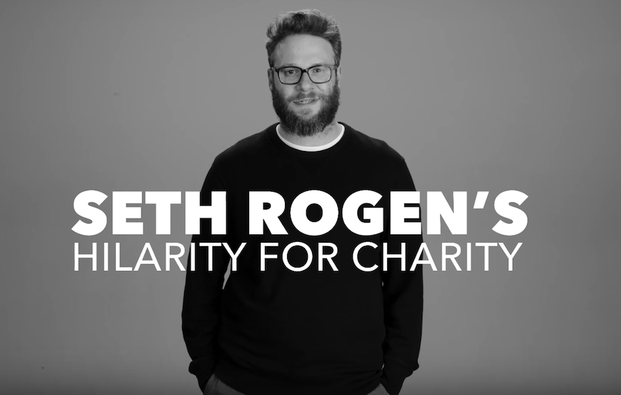 Here's the lineup for Seth Rogen's Hilarity for Charity comedy special on Netflix