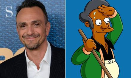 "Hank Azaria is ready to stop providing the stereotypical voice of Apu on ""The Simpsons"""
