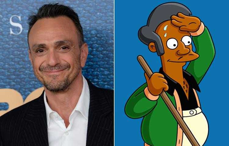"""Hank Azaria is ready to stop providing the stereotypical voice of Apu on """"The Simpsons"""""""