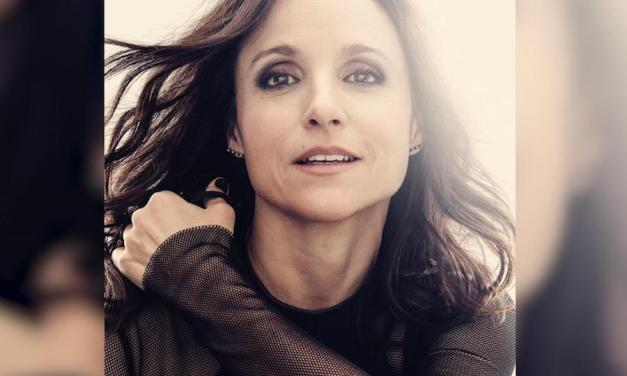 Julia Louis-Dreyfus honored with the 2018 Mark Twain Prize for American Humor