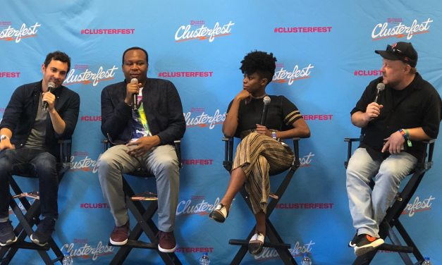 Episode #212: Clusterfest 2018 with Mark Normand, Roy Wood Jr., and Sasheer Zamata