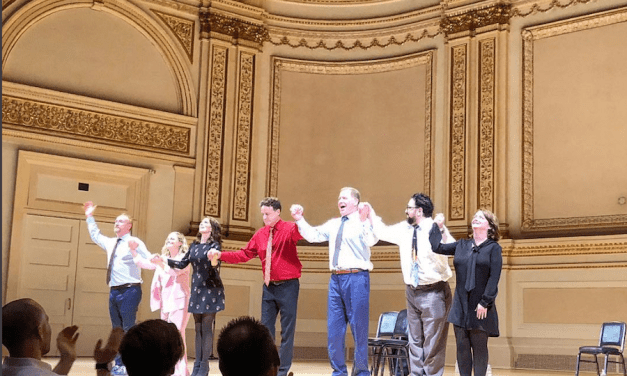 The Upright Citizens Brigade performs Carnegie Hall ASSSSCAT to open 20th and final Del Close Marathon in New York City