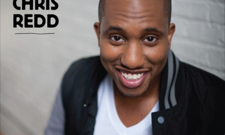 Chris Redd at Montreal's Just For Laughs 2018