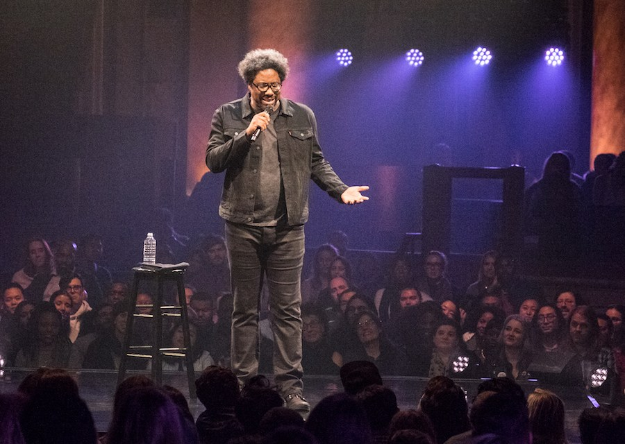 "Review: W. Kamau Bell ""Private School Negro"" on Netflix"