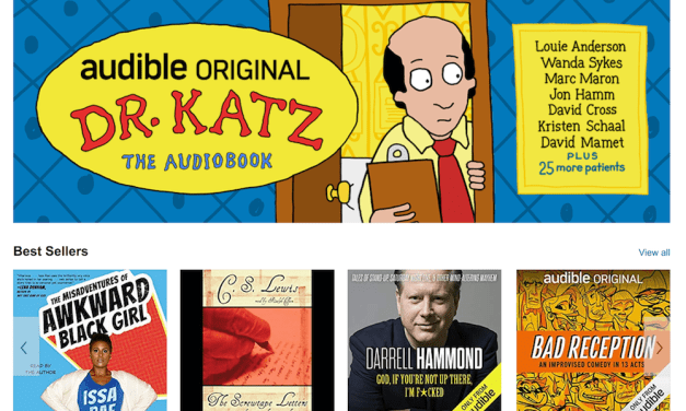 Summer reads for your ears, from Audible