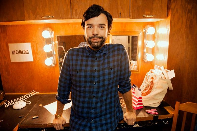 """Chris Garcia finds solace and comedy in new WNYC project """"Death Sex and Money"""""""