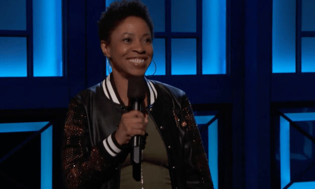 Marina Franklin on Conan