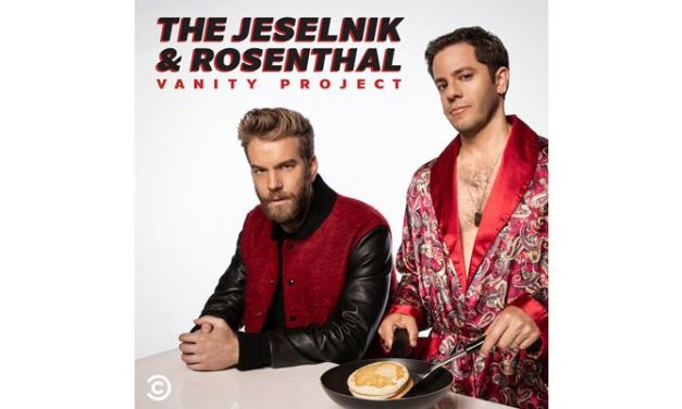 Anthony Jeselnik back in starring capacity with Comedy Central series and podcast deal