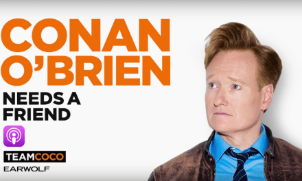Conan O'Brien Needs A Friend podcast announces debut lineup