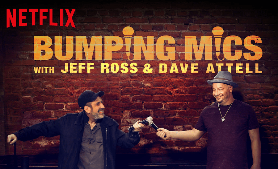 "Review: ""Bumping Mics with Jeff Ross and Dave Attell,"" on Netflix"