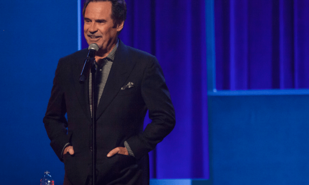 "Review: Dennis Miller, ""Fake News, Real Jokes"" from Comedy Dynamics"