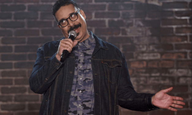 "Review: Erik Griffin, ""AmERIKan Warrior"" on Showtime"