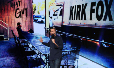 "Review: Kirk Fox, ""That Guy"" on Showtime"