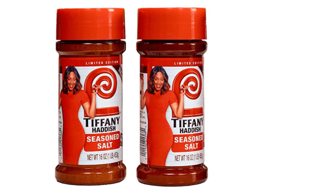 Tiffany Haddish has her own seasoned salt with Lawry's