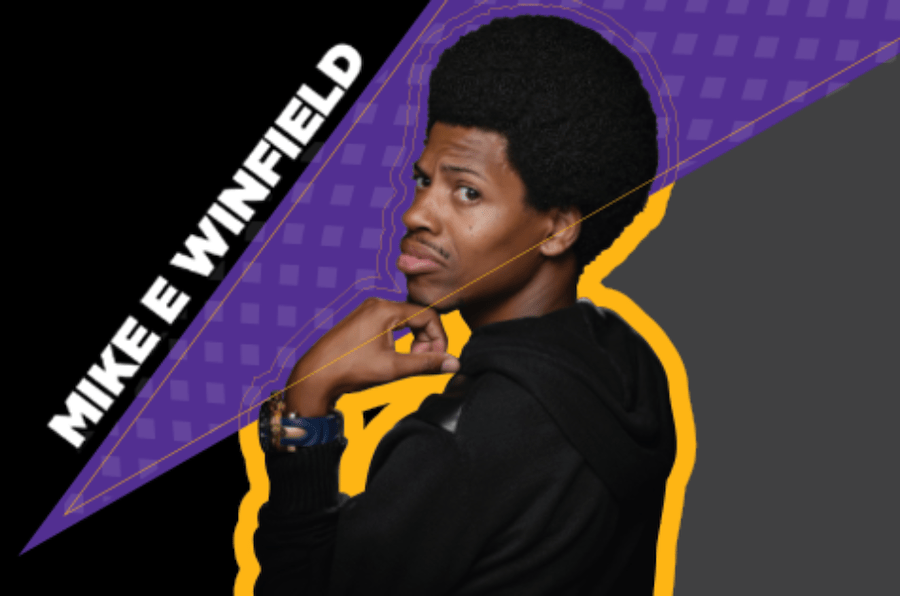 Mike E. Winfield wins 2019 StandUp NBC diversity competition