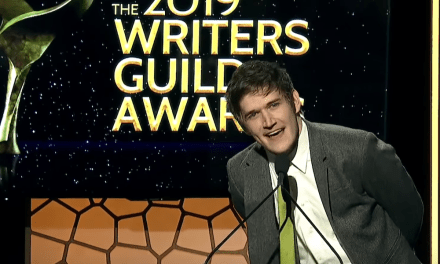 Comedy winners at the 2019 Writers Guild Awards