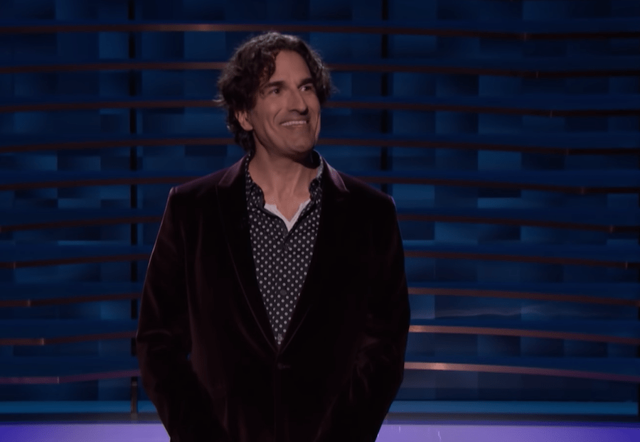 Gary Gulman on Conan
