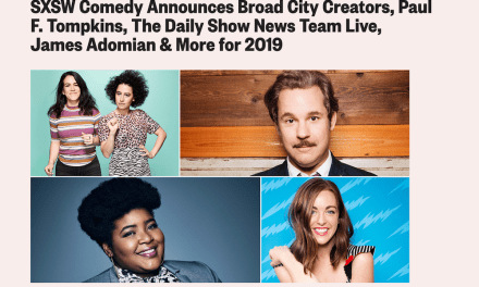 Here's your SXSW comedy lineup for 2019