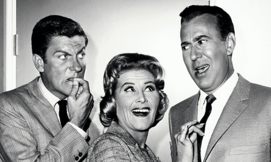 """On 97th birthday, Carl Reiner announces """"Dick Van Dyke Show"""" archival donation to National Comedy Center"""