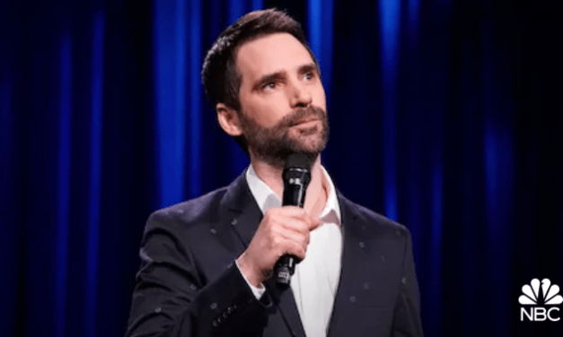 Phil Hanley on The Tonight Show Starring Jimmy Fallon