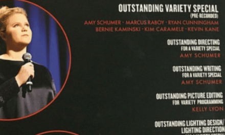 """Amy Schumer should win the Emmy for best """"For Your Consideration"""" video for her Netflix special """"Growing"""""""