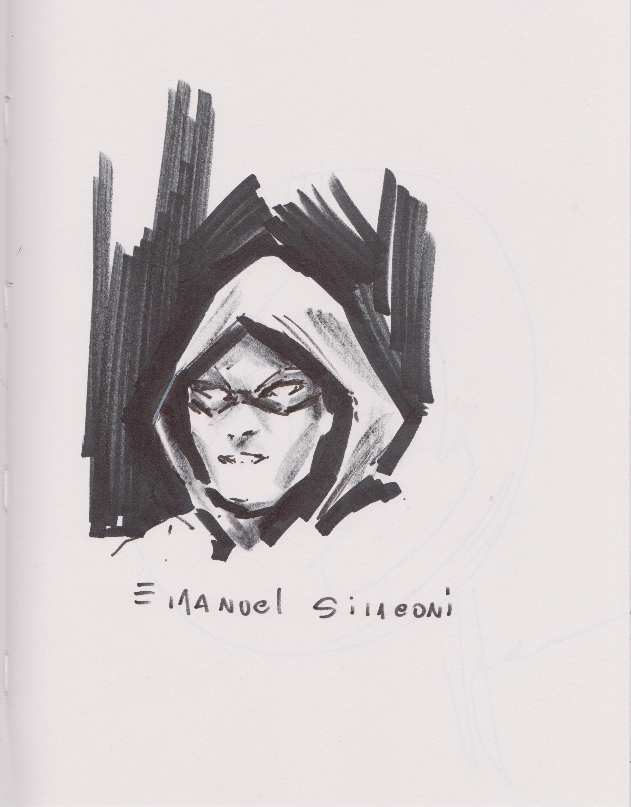 Green Arrow by Emanuel Simeoni