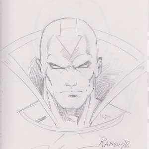 Red Tornado by Norm Rapmund