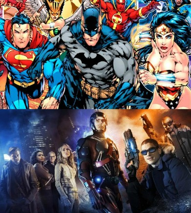 The Comic Source Podcast 037 Upcoming Comic Book Movies & TV Shows