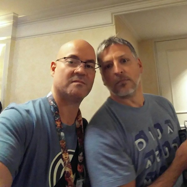 The Comic Source Podcast 061 Joshua Dysart Long Beach Comic Expo Interview