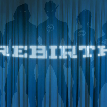 The Comic Source Podcast 059 Rebirth Special