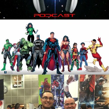 The Comic Source Podcast 078 Wonder Con 2016 Wrap-Up & Rebirth Recap