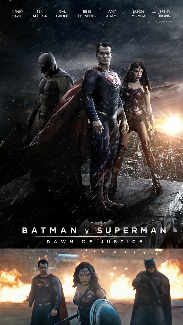 The Comic Source Podcast 089 Batman v Superman Review