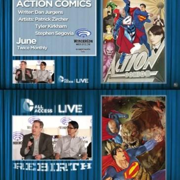 The Comic Source Podcast 083 The Wonder Con Files Dan Jurgens Interview