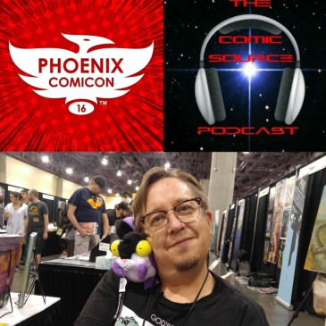 The Comic Source Podcast Episode 111 Phoenix Comicon Interview John Layman