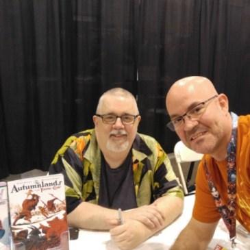 The Comic Source Podcast Episode 103 Phoenix Comicon Kurt Busiek Interview