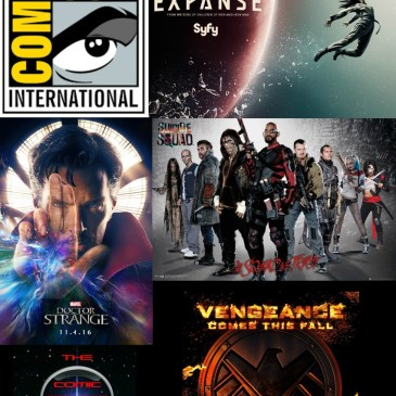The Comic Source Podcast Episode 135 SDCC TV & Movie Wrap-Up