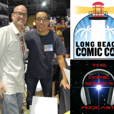The Comic Source Podcast Episode 165 Andy Park LBCC Interview