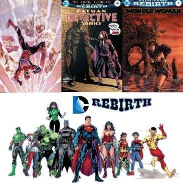 The Comic Source Podcast Episode 180 DC Books for Nov 23rd