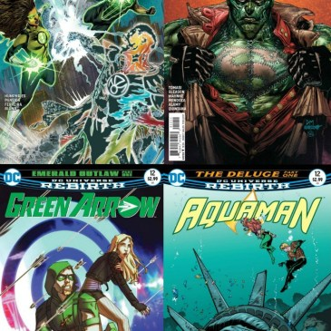 The Comic Source Podcast Episode 183 DC Books for Dec 7th