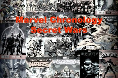 The Comic Source Podcast Episode 184: Marvel Chronology Project – Secret Wars Prelude Amazing Spider-Man #249-251