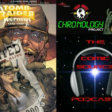 The Top Cow Chronology Project Episode 45 Tomb Raider Journeys #7
