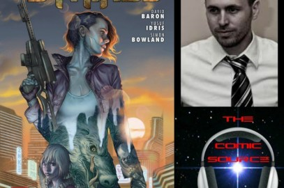 The Comic Source Episode 191 Stained Spotlight with David Baron