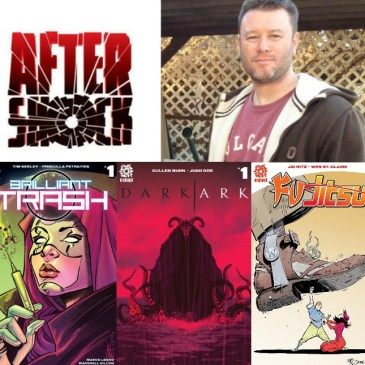 The Comic Source Podcast Episode 193 Interview with Mike Marts
