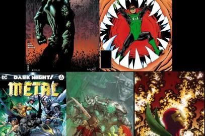 The Comic Source Podcast Episode 195 – Favorite Len Wein Runs, Dark Nights Metal #2, Teen Titans #12 & Mister Miracle #2
