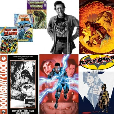 The Comic Source Podcast  Episode 194 Len Wein Remembrance & DC News