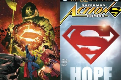 The Comic Source Podcast Episode 196 – The Oz Effect Action Comics #987