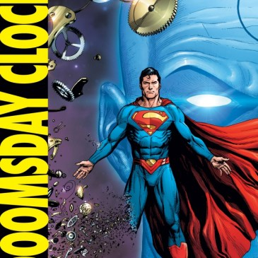 The Comic Source Podcast Episode 201 – Doomsday Clock #1