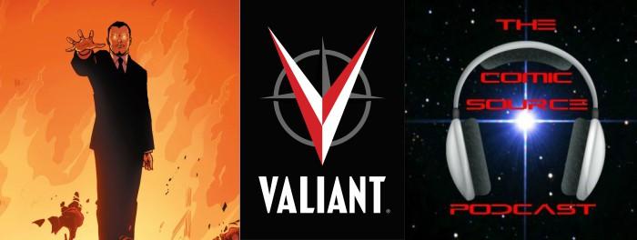 The Comic Source Podcast Episode 246 – Valiant Sunday: Toyo Harada, Hero or Villain?